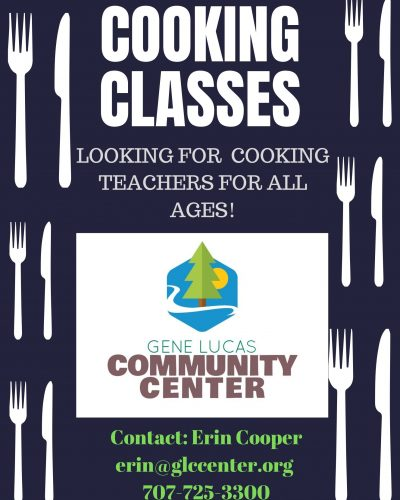 cooking wanted